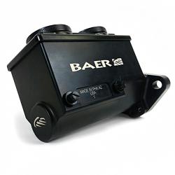 Baer Brakes Brake Master Cylinder Remaster Black Anodized Left Port 1 1/8 Inch