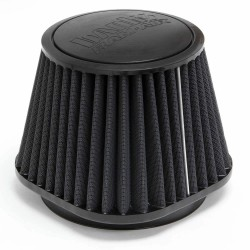 Air Filter Element Dry For Use W/Ram-Air Cold-Air Intake Systems 03-07 Dodge 5.9L Banks Power