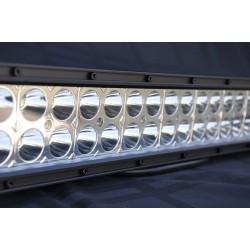 12 Inch Light Bar 72W Flood/Spot 3W LED Chrome DV8 Offroad