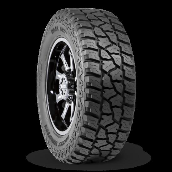 Mickey Thompson Baja ATZ P3 Hybrid All Terrain Tire 31X10.50R15LT 15.0 Inch Rim Dia 30.7 Inch OD