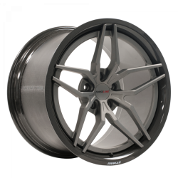 FORGELINE CARBON+FORGED SERIES WHEELS - CF204