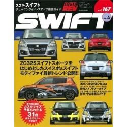 Hyper Rev Magazine Volume No. 167 Suzuki Swift
