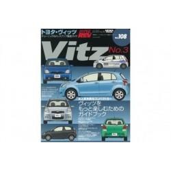 Hyper Rev Magazine Volume No. 108 Toyota Vitz