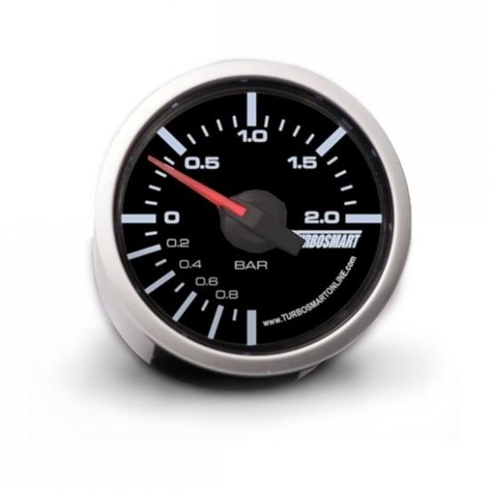 Turbosmart 0-2 Bar 52mm Boost Gauge