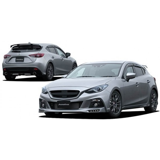 Autoexe Bodykit Mazda 3 2014+
