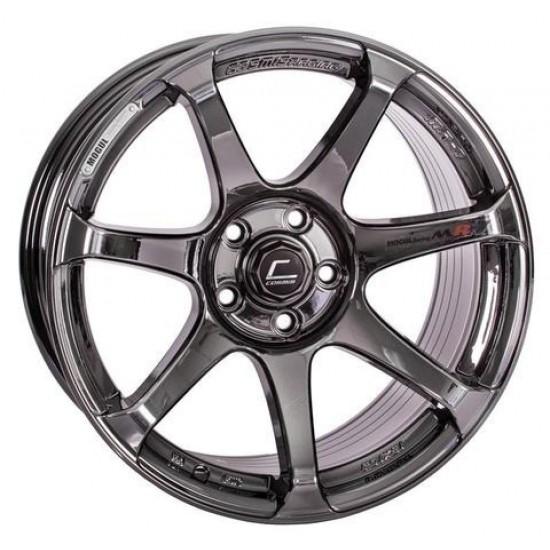 Cosmis Racing MR7 Black Chrome Wheel 18x10 +25mm 5x114.3