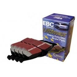 EBC Ultimax Brake Pads DPX2275 MAZDA 2 2014+ Front