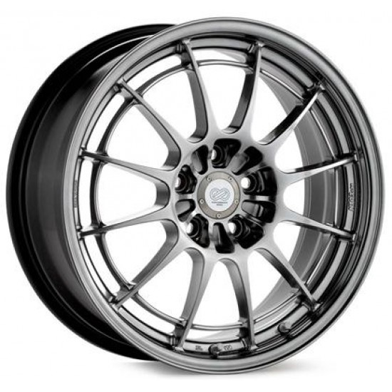 Enkei NT03+M 18x10 5x120 25mm Offset 72.6mm Bore Silver Wheel
