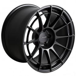 Enkei NT03RR 17x7.0 5x114.3 48mm Offset 75mm Bore (F-Face) Matte Gunmetal Wheel