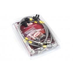 HEL Brake lines mazda 3 mps 06-13