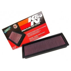 K&N Replacement Panel Air Filter for 2015+ Mazda 2 1.5L L4