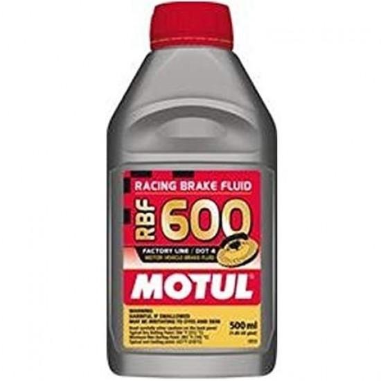 Motul  500ml Brake Fluid RBF 660 - Racing DOT 4