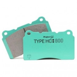 Project Mu Nissan Skyline GTR Type HC+800 Front Brake Pads