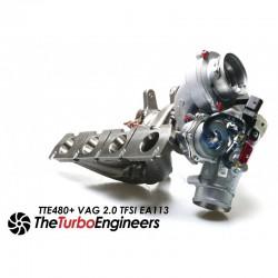 TTE480+ VAG 2.0 TFSI EA113 UPGRADE TURBOCHARGER