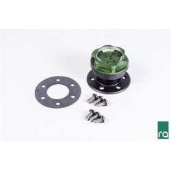 RADIUM ENGINEERING DIRECT MOUNT FILL NECK AND CAP, VENTED