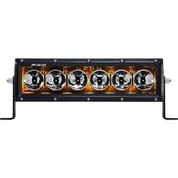 10 Inch Amber Backlight Radiance Plus RIGID Industries