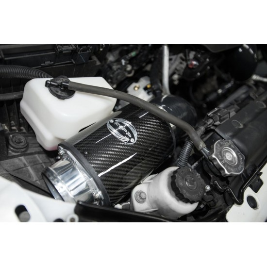 AEV Hood Carbon Fiber Air Box Kit Wrangler JK 3.6L RIPP Superchargers