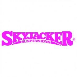 Skyjacker   Windshield Decal Pink 24.5 Inch Long