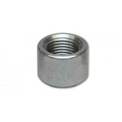 Vibrant -10 AN Female Weld Bung (7/8in -14 Thread) - Aluminum