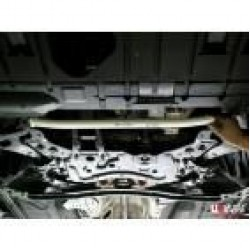Ultra front lower tiebar 2 point mazda 3 bl