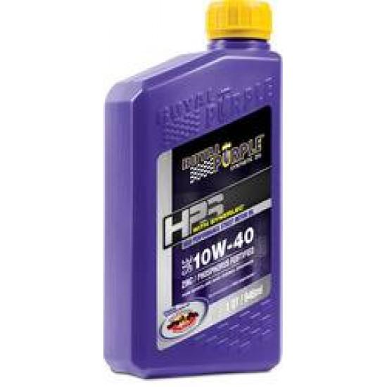 Royal Purple HPS™ – High Performance Street Motor Synthetic Oil 10W-40 0.946L 31140