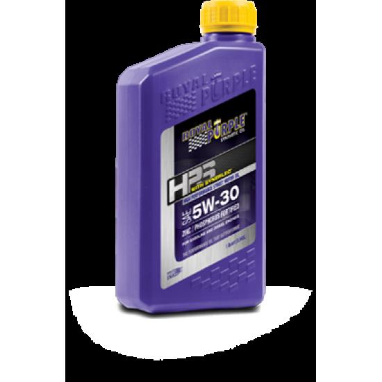 Royal Purple HPS™ – High Performance Street Motor Synthetic Oil 5W30 0.946L