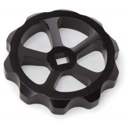 Edelbrock Billet Handwheel for Nitrous Bottle Valves