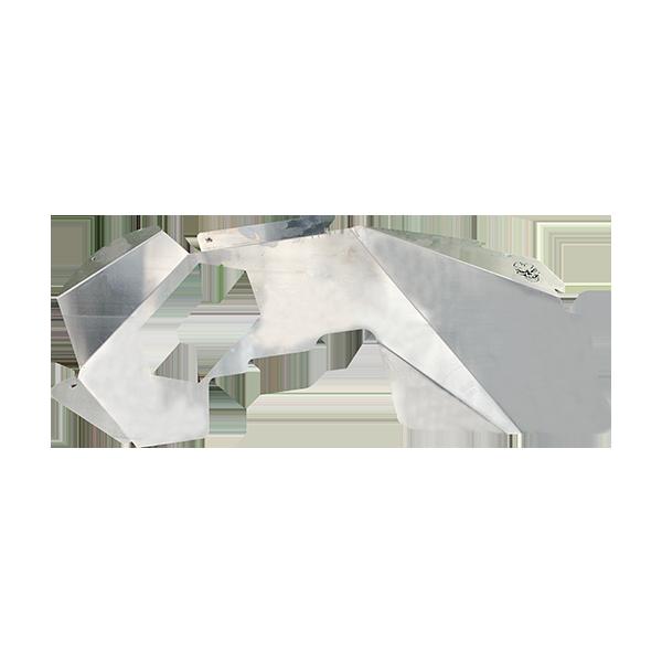 Skull Krushers Jeep JL Inner Wing  Custom 18-Pres Wrangler JL 2/4 Door Aluminum