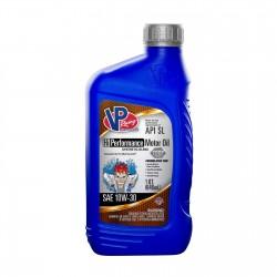 10W 30 Synthetic Blend HI PerformanceMotor Oil Quart Bottle VP Racing Fuels